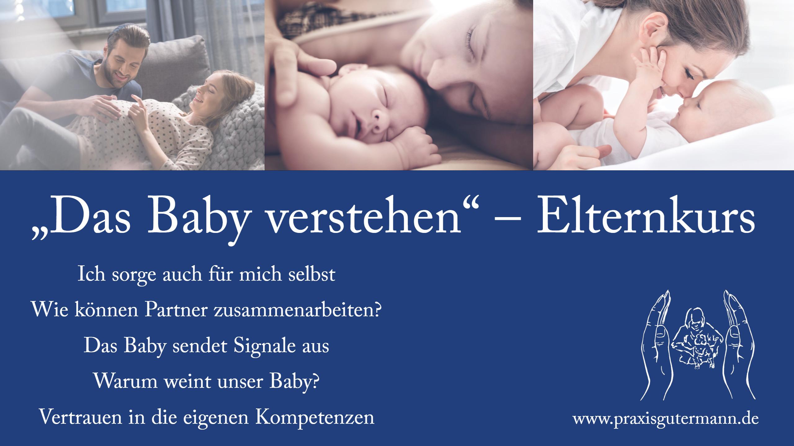 Elternkurs - Das Baby verstehen
