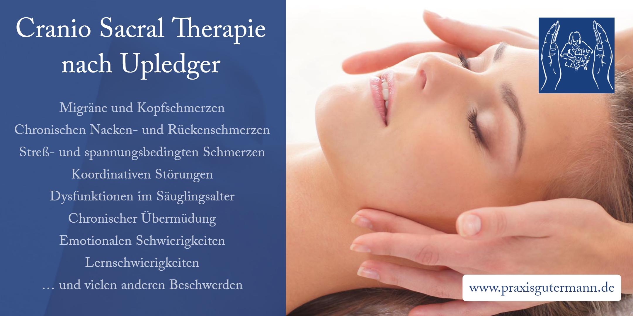Cranio Sacral Therapie nach Upledger