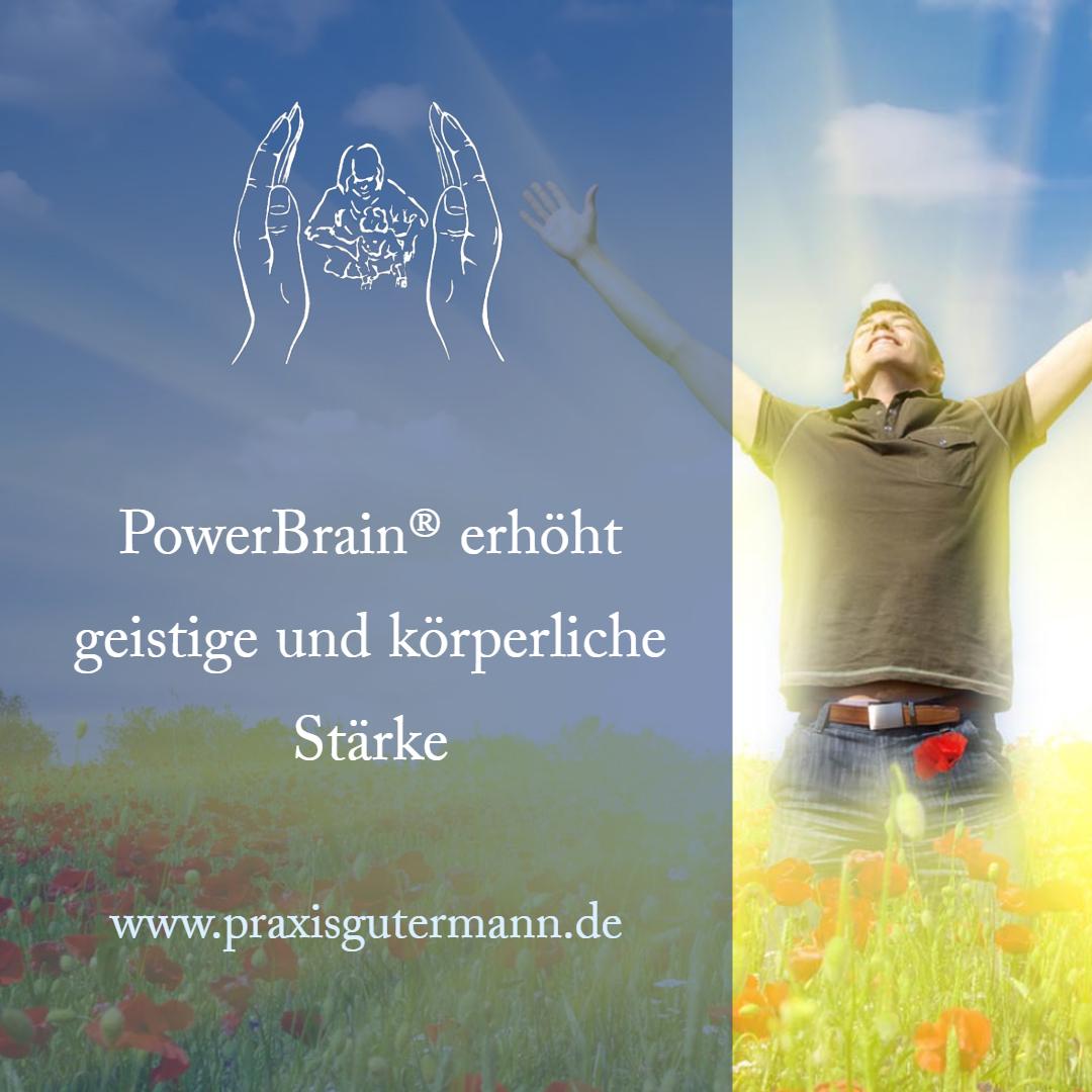 PowerBrain erhöht geistige und körperliche Stärke