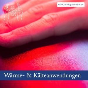 Wärmeanwendungen und Kälteanwendungen